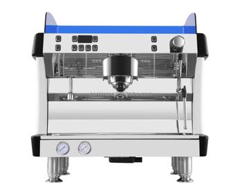 Stainless Srteel Auto Coffee Machine Professional Price 1 Group
