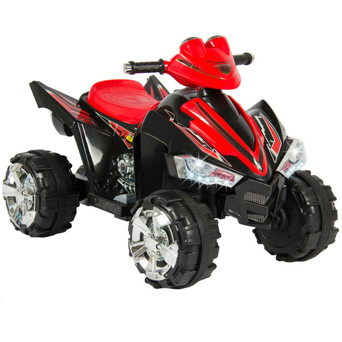 Electric Quad Battery-Powered Big ATV, 12V Ride on Car