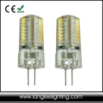 220v Led G4 1.5w 2.5w 3w Silicone G4 Led Bulb Replace 220v Halogen ...