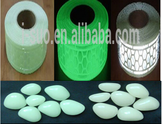 Provide glow in the dark pigment for luminous resin