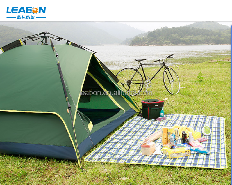 Outdoor 2-3 person folding largest family camping tent for sale