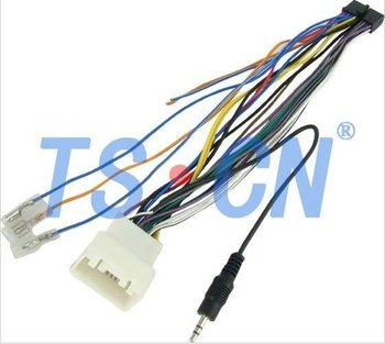 wire harness for ts8113-jen auto connector for high quality wholesale  alibaba china audio connectors