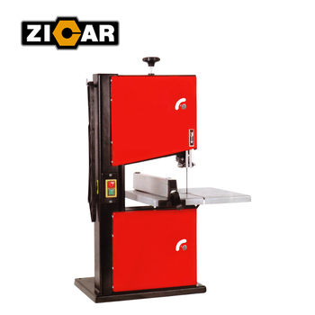 "ZICAR 8"" BS8A MINI WOOD BAND SAW/ VERTICAL WOOD CUTTING MACHINE FOR SALE"