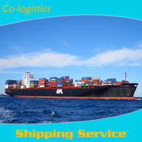 Ocean freight services/sea freight rates/sea transportation services/sea shipping agent from China to Belize city/Belize