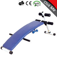 xiamen 101A sit up abs exercise equipment