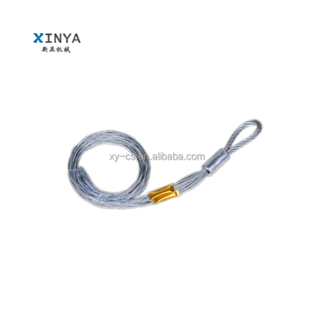 Cable Grip Connector For Cable Socks Wire Mesh Grips - Buy Cable ...