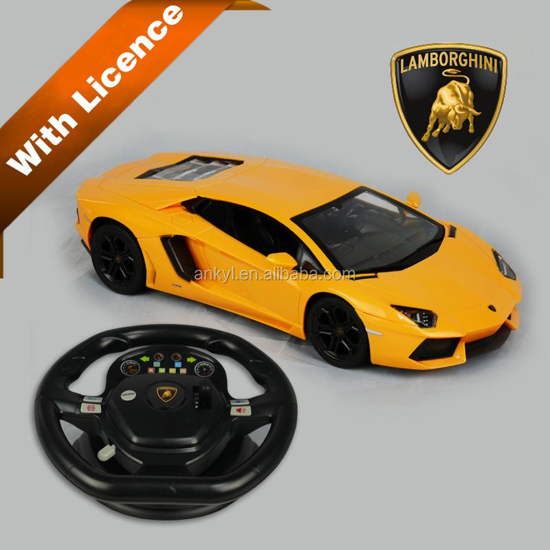 Radio Control Type Lamborghini Kit Car