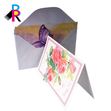 China Supplier Wholesale Custom Greeting Cards/ Christmas Greeting Cards/ Weeding Greeting Cards