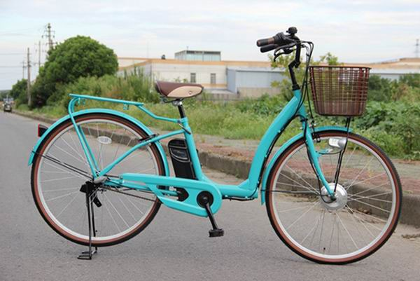 special design green power 26 inch city e cycle made in China