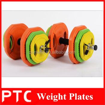 High- Grade Rubber Hexagonal Barbell Weight Plates - Buy Barbell Weight  Plate,Hexagonal Weight Plate,Rubber Weight Plate Product on Alibaba com