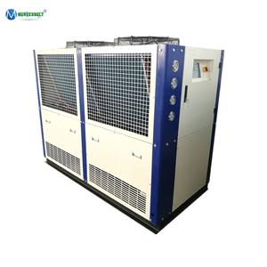 Industrial Process Water Chiller , 20 Ton Air Cooling Chiller , 20 Tr Air Cooled Chiller