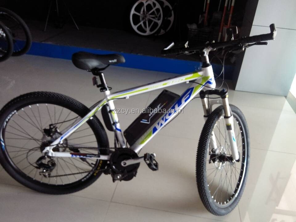 Good quality electronic bike / mountain bike from factory