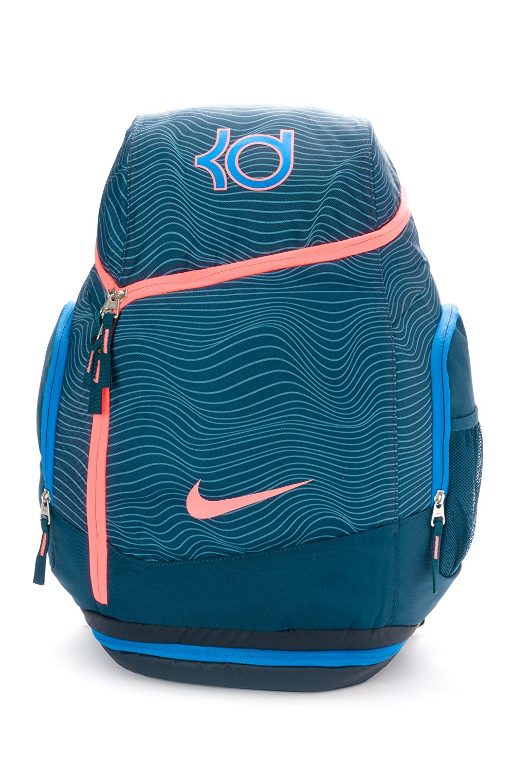buy online ce152 8abc6 NIKE KD MAX AIR KEVIN DURANT Basketball Backpack Bookbag BA4853-448