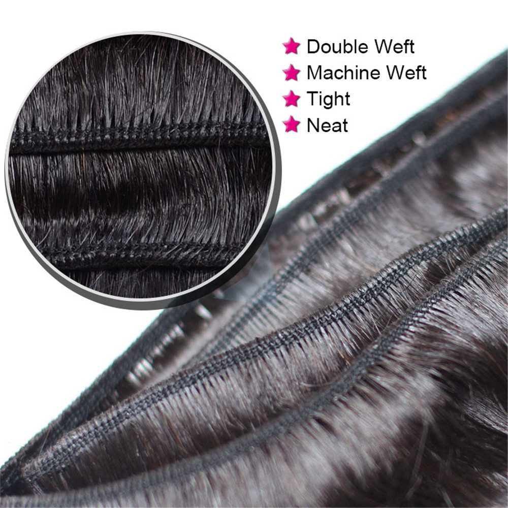 Free Sample China Wholesale Cheap 100 Human Hair Weave Brands 14Inch-26Inch Virgin Remy Aliexpress Brazilian Hairpieces