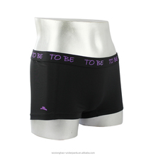 Fashion & comfortable bamboo boxer shorts for girls