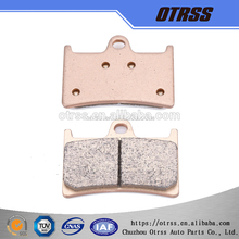 Hot-selling hoge prestaties Chinese beroemde merk Disc top kwaliteit brake pad