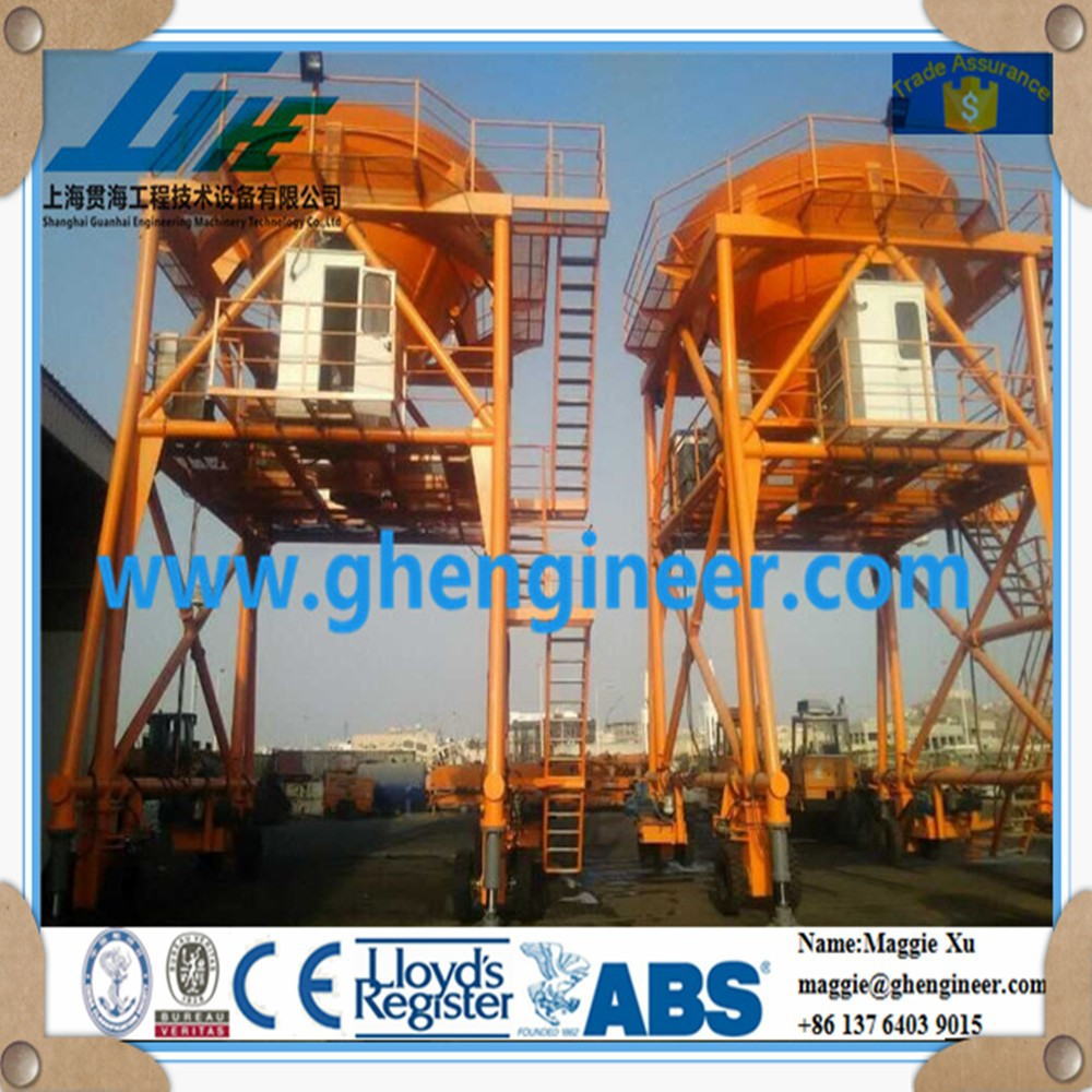 bulk materials cargo Mobile port Hopper