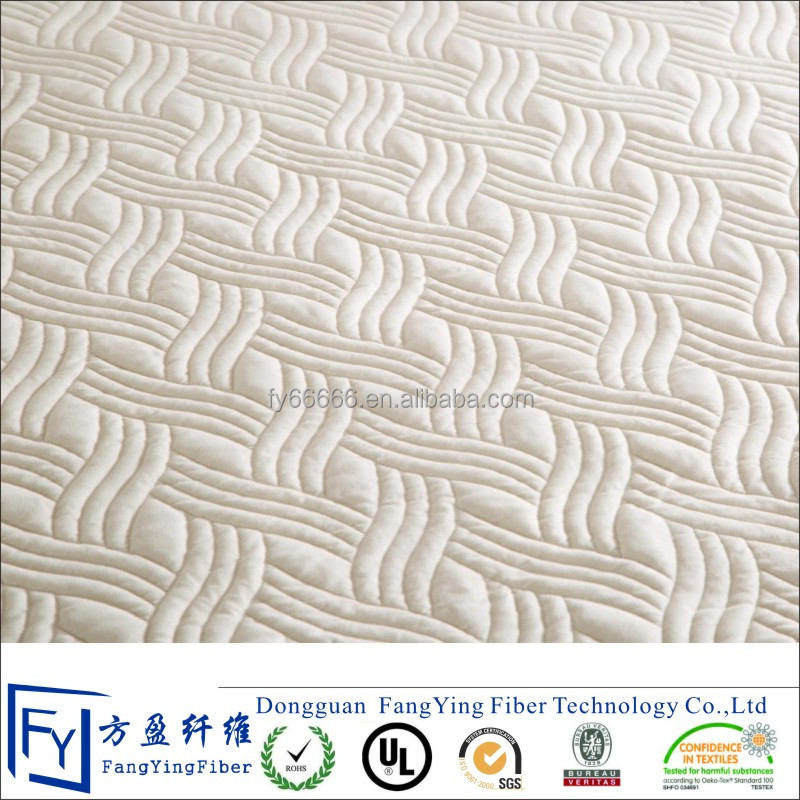 Banboo fabric hypoallergenic waterproof baby mattress protector