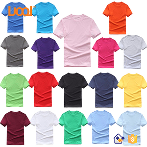 Guangzhou Garment Factory Cheap Price bulk wholesale blank t-shirts
