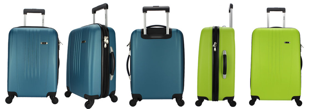 New Design Hot Sale Travel Luggage Set,Four Wheels Trolley Case ...