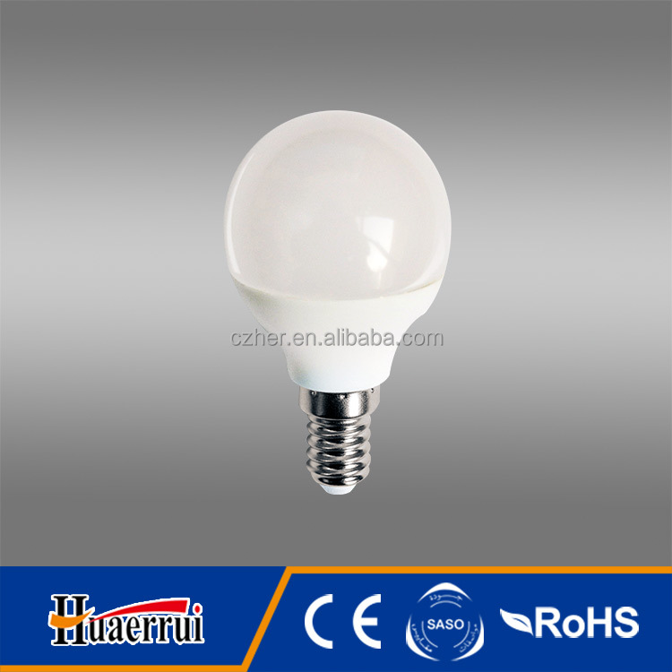 ce Rohs 10w E27 LED Lamp G95