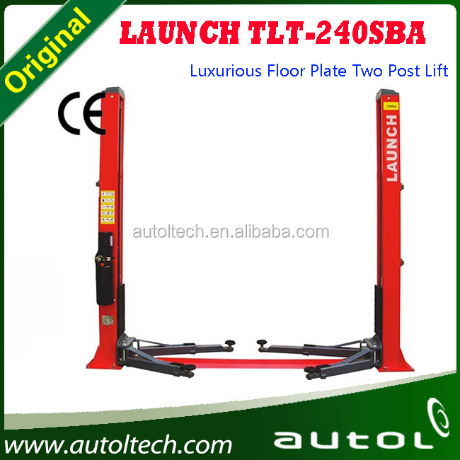 Original and portable Launch TLT240SBA advanced car lift ramps fgarage equipment with ce for sale