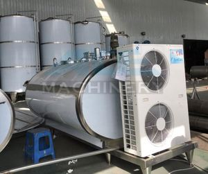 ACE Milk Silo and Milk Cooling Tank for Sale with High Quality