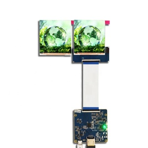 3 inch square tft mipi dsi interface lcd display ips high brightness screen  3 1'' 720x720 LCD with hdmi to mipi driver board
