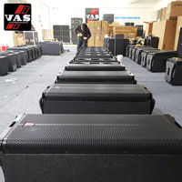 Vasound 2019 LA-5A Top Double 10 Inch LF Professional Hot Line Array Active With DSP function