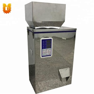 Table Metering Coffee Potato Chips Nuts Packing Machine