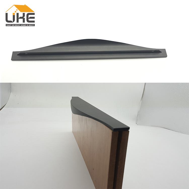 aluminium handle edge profile Aluminum Cabinet Long ...