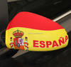 Wholesale New type national design cover fans product Football fans car side mirror flag