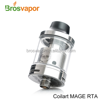 Coilart Mega RTA 3.5ml Capacity 24mm with Replacement Glass Tube