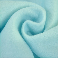 100% polyester 310 gsm yarn dyed cheap Polar fleece fabrics for blanket trade assurance supplier