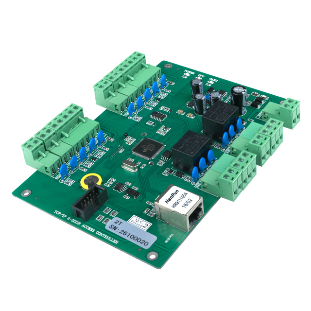 Cheap Price Tcp/ip Network Access Control Board Panel Controller For Wiegand 1 Door Support Remote Unlocking Products Hot Sale Access Control Kits