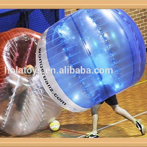Hola inflatable sumo ball/bubble soccer/football bubble for sale