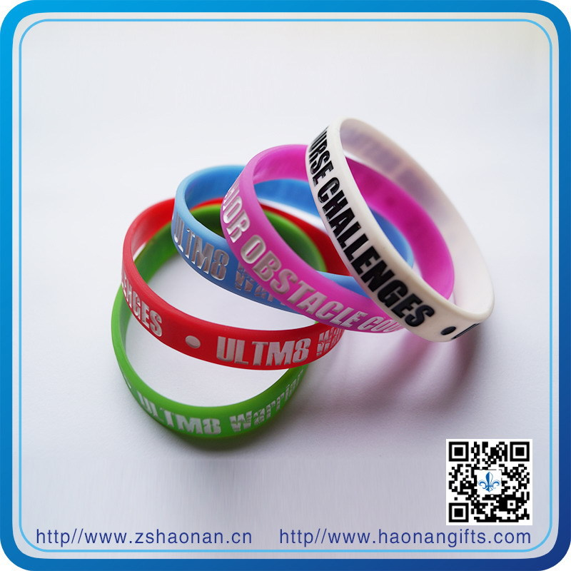 Import cheap goods from china souvenir items silicon bracelets from china gifts for women