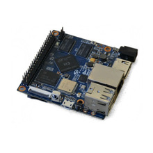 Wifi modem H3 quad core banana pi m2 plus development board with android 4.4 raspberry pi 3 model B