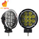 "2017 new 6"" 60w led driving light, rectangle waterproof and dust proof 60w led worklight for off road 4x4 mini tractor"