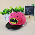 16 new fashion spring and summer dress hip hop hat flat brimmed hat child with a