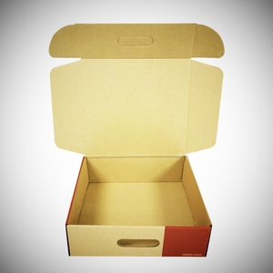 Customized colors printing corrugated paper box packaging box