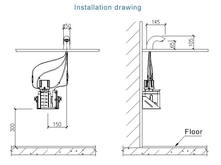 Automatic Soap Dispenser Circuit Diagram | Kids Automatic Hand Sanitizer Electronic Liquid Soap Dispenser