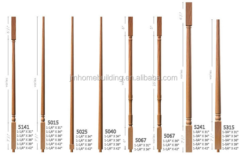 Ordinaire Oak Wooden Stair Spindles/balusters   Buy Spindles,Stair Spindles,Wooden  Stair Spindles Product On Alibaba.com