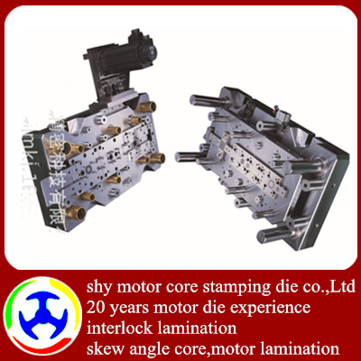 EI core laminations in electronic stamping mould/tool/die, lamination core die