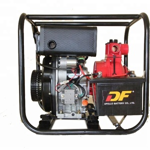 "China TAIZHOU LONGFA Brand High Quality 2"" 2inch Diesel Powered Fire Fighting Pumps"