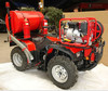 Water mist fire fighting 250cc ATV
