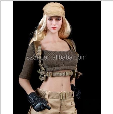 Military sexy women custom