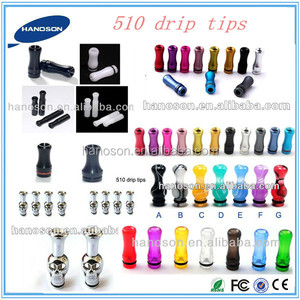 new design x8 tank vaporizer ecig stainless steel drip tips