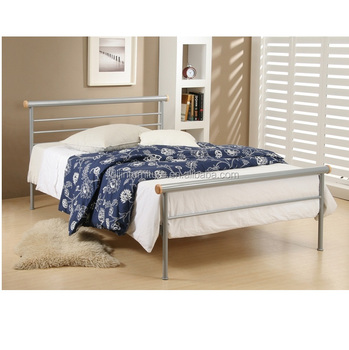 Dijin Furniture On Sale High Quality Flat Bed Cheap Iron Beds Buy