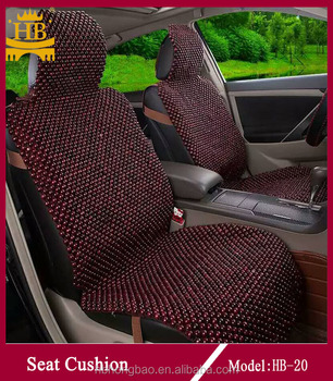 Heated Wooden Beads Car Seat Cover With Reasonable Price - Buy ...